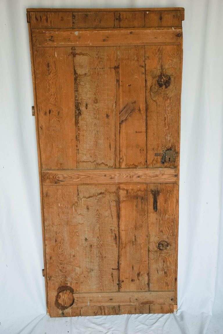 19th Century French Door For Sale 7