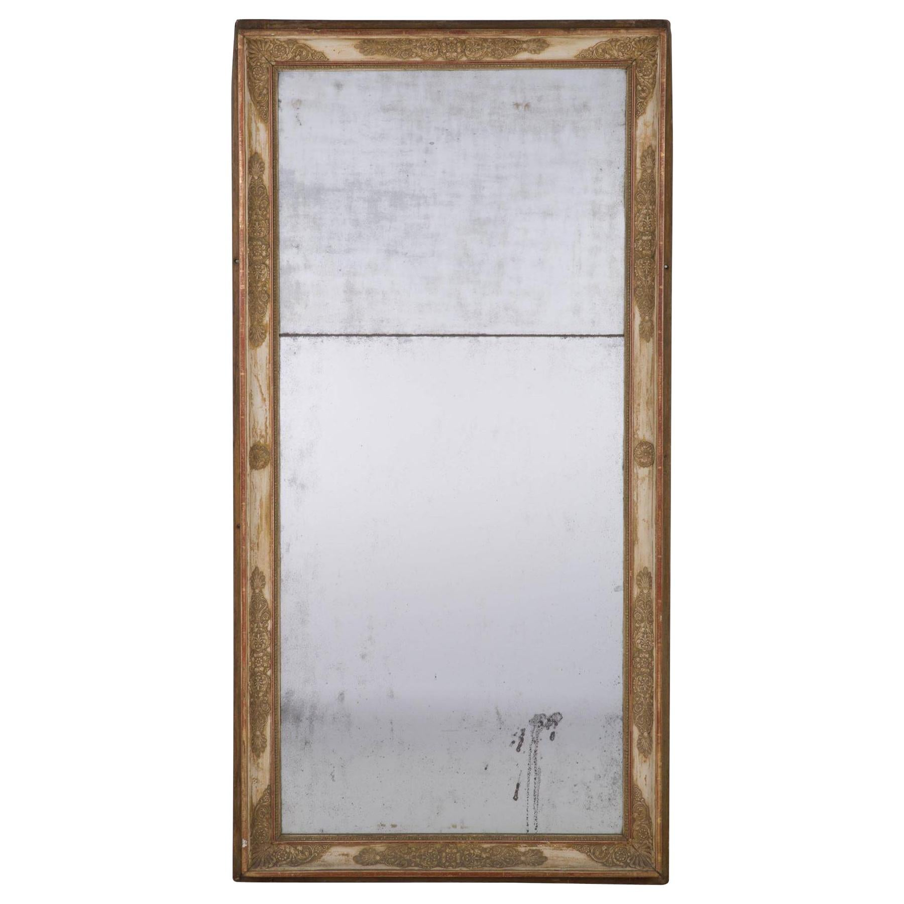 19th Century French Empire Mirror