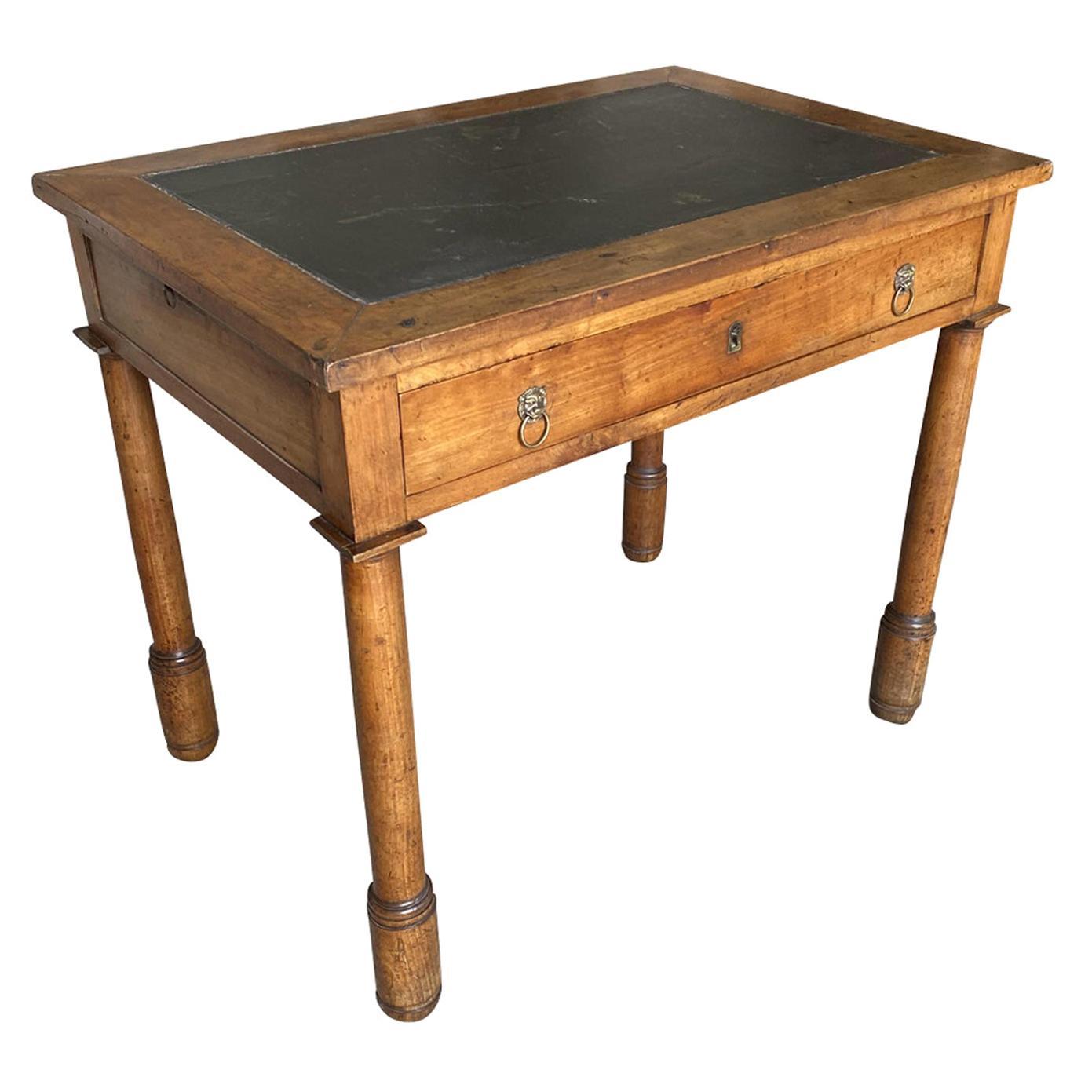 19th Century French Empire Period Writing Desk