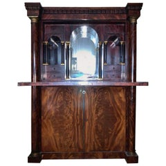 "19th Century French Empire Secretaire ""a Abattant"""