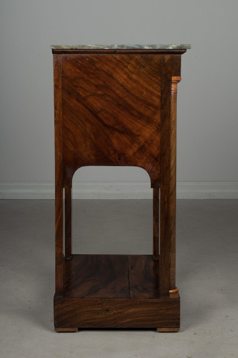 19th Century French Empire Side Table For Sale 1