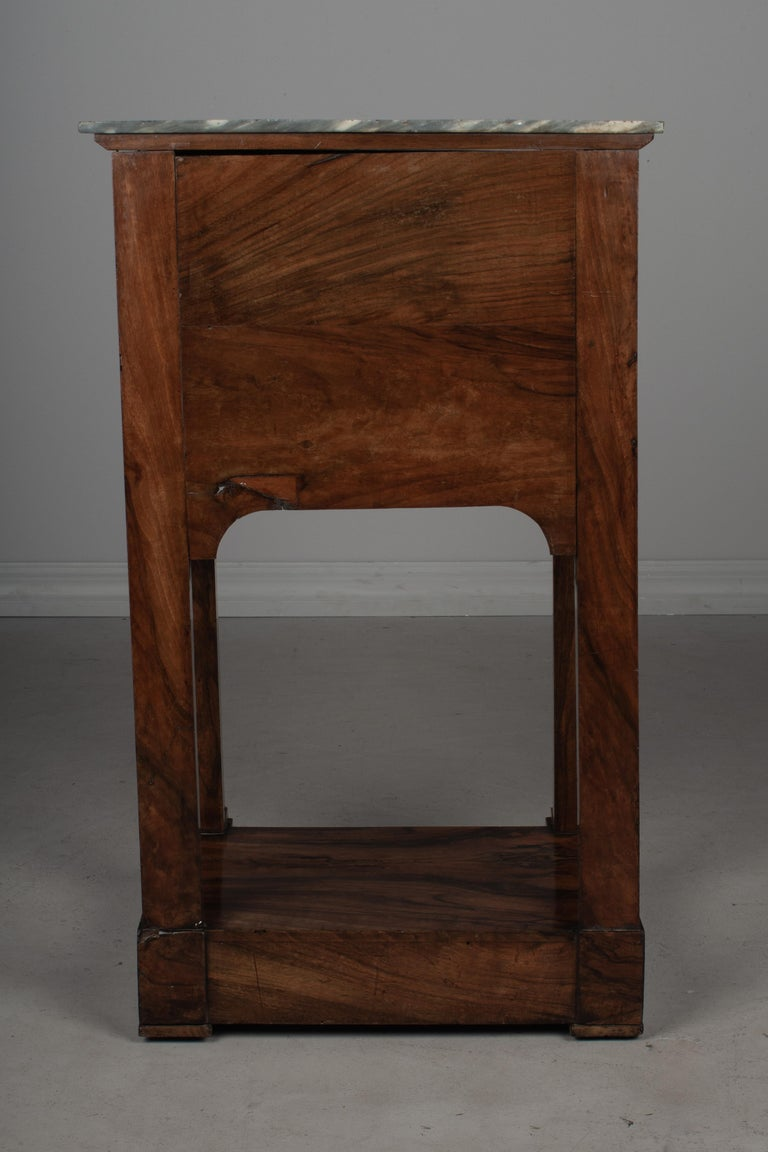 19th Century French Empire Side Table For Sale 3