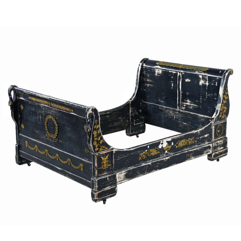 Sleigh Beds 21 For Sale On 1stdibs