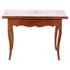 19th Century French Extending Farm Table