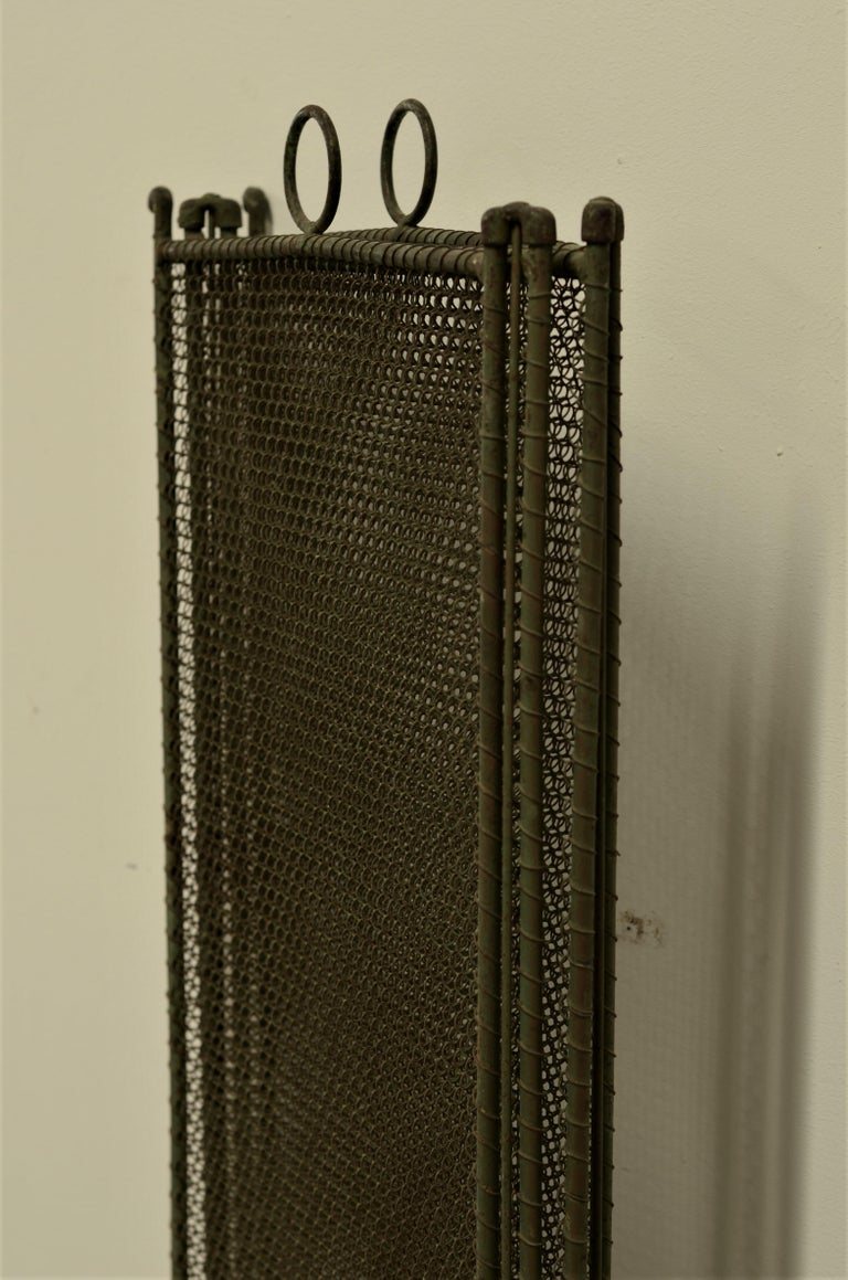 19th Century French Fireplace Screen/Firescreen For Sale 6