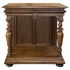 19th Century French Henri II Console