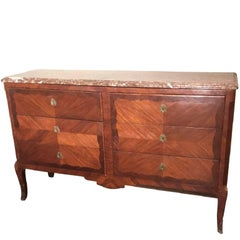 19th Century French Kingswood Commode