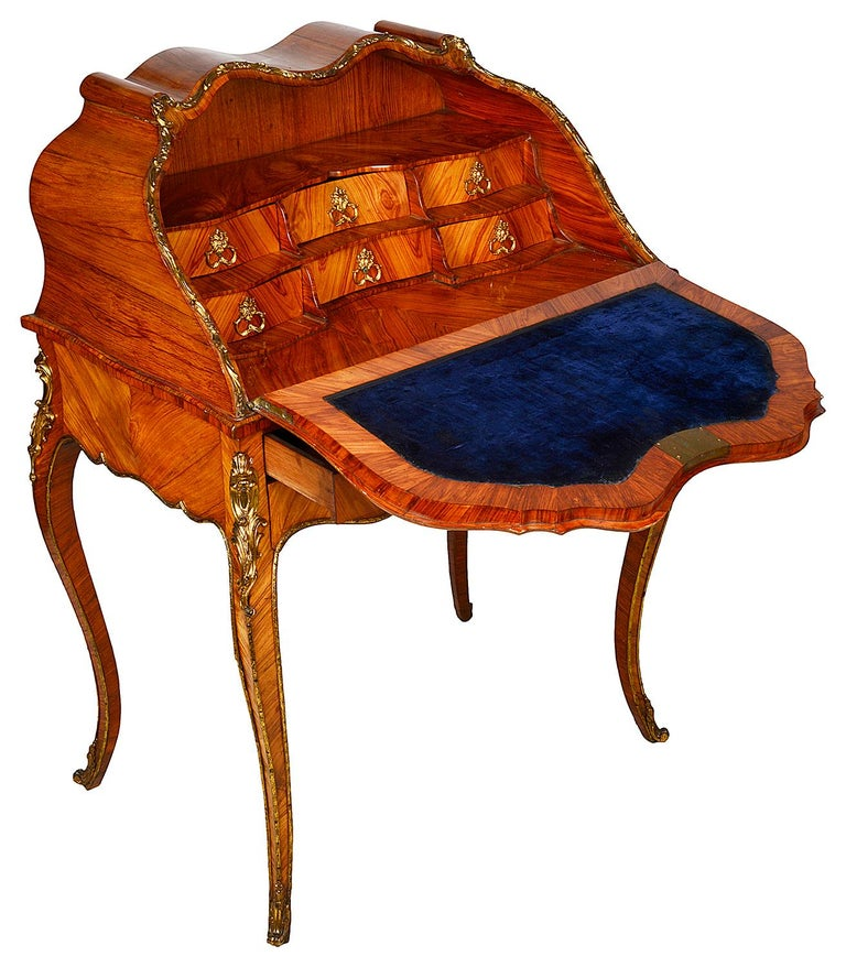 Louis XVI 19th Century French Ladies Writing Desk For Sale