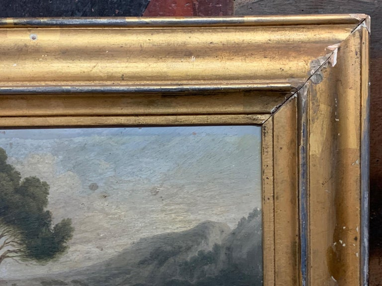 19th Century French Landscape Painting 1