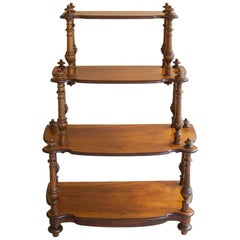 19th Century French Louis Philippe Bookshelf, Etagere