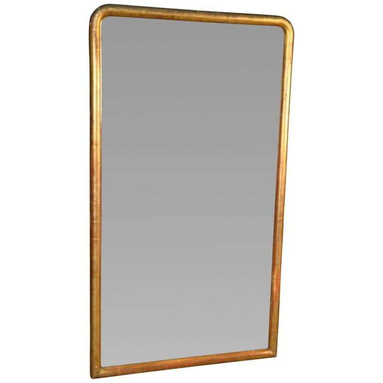 19th Century French Louis Philippe Mirror For Sale