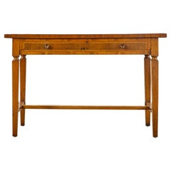 19th Century French Louis Philippe Writing Table or Desk