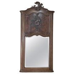 Louis XV Trumeau Mirrors
