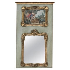 19th Century French Louis XV Trumeau
