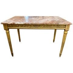 Louis XVI Center Tables