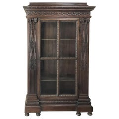 19th Century French Louis XVI Neoclassical Bookcase
