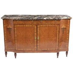 19th Century French Louis XVI Style Buffet