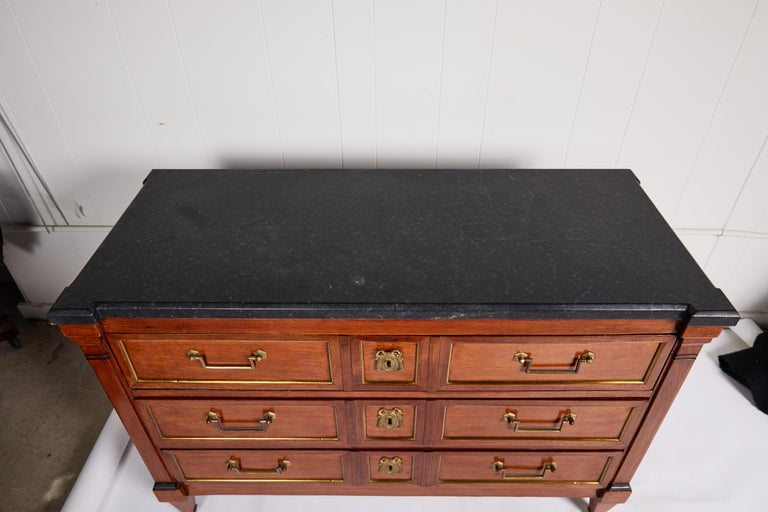 19th Century French Louis XVI Style Commode For Sale 7