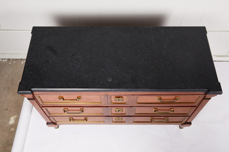 19th Century French Louis XVI Style Commode For Sale 8