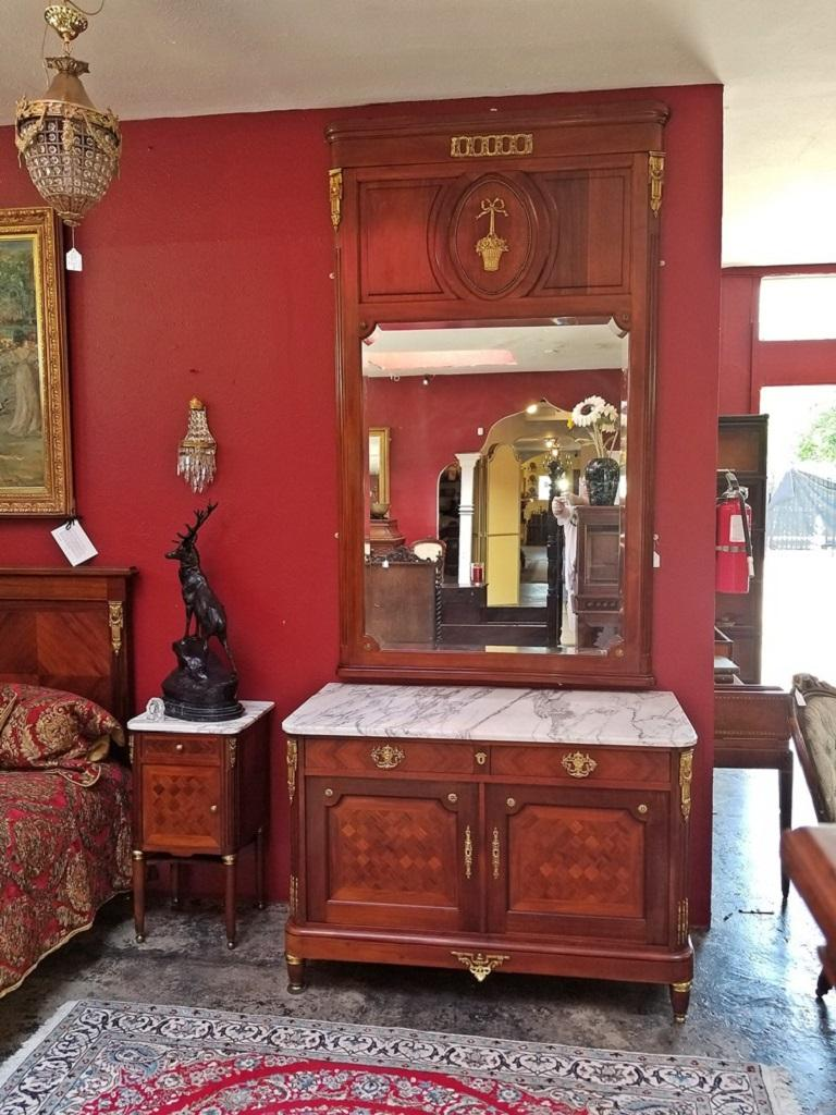 19th Century French Louis Xvi Style Complete Bedroom Suite For Sale At 1stdibs
