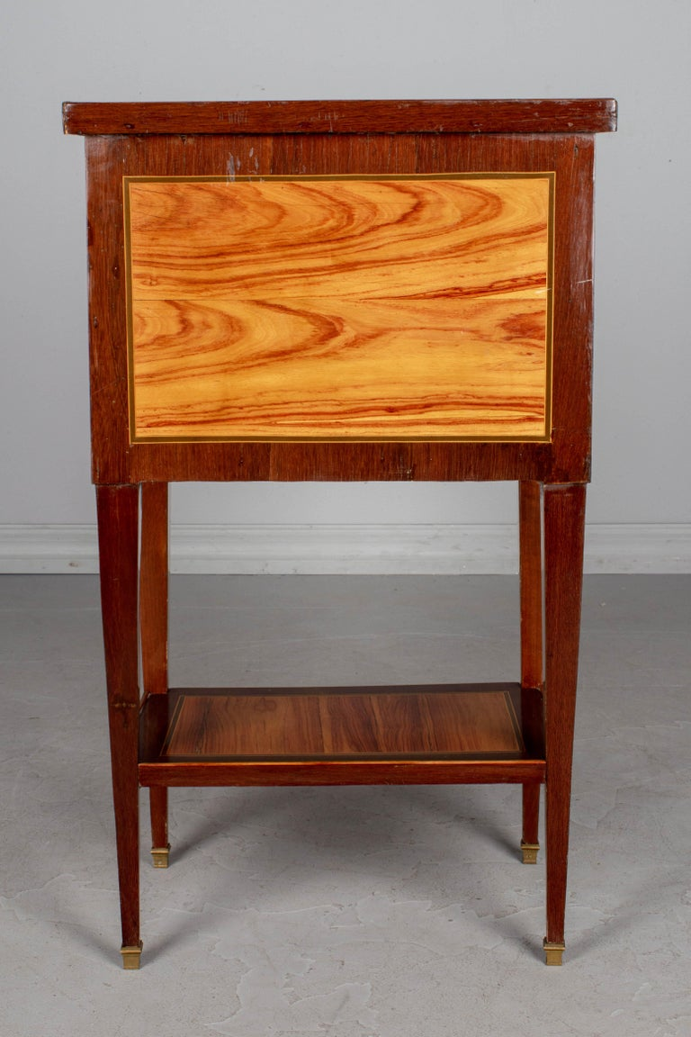 19th Century French Louis XVI Style Side Table In Good Condition For Sale In Winter Park, FL
