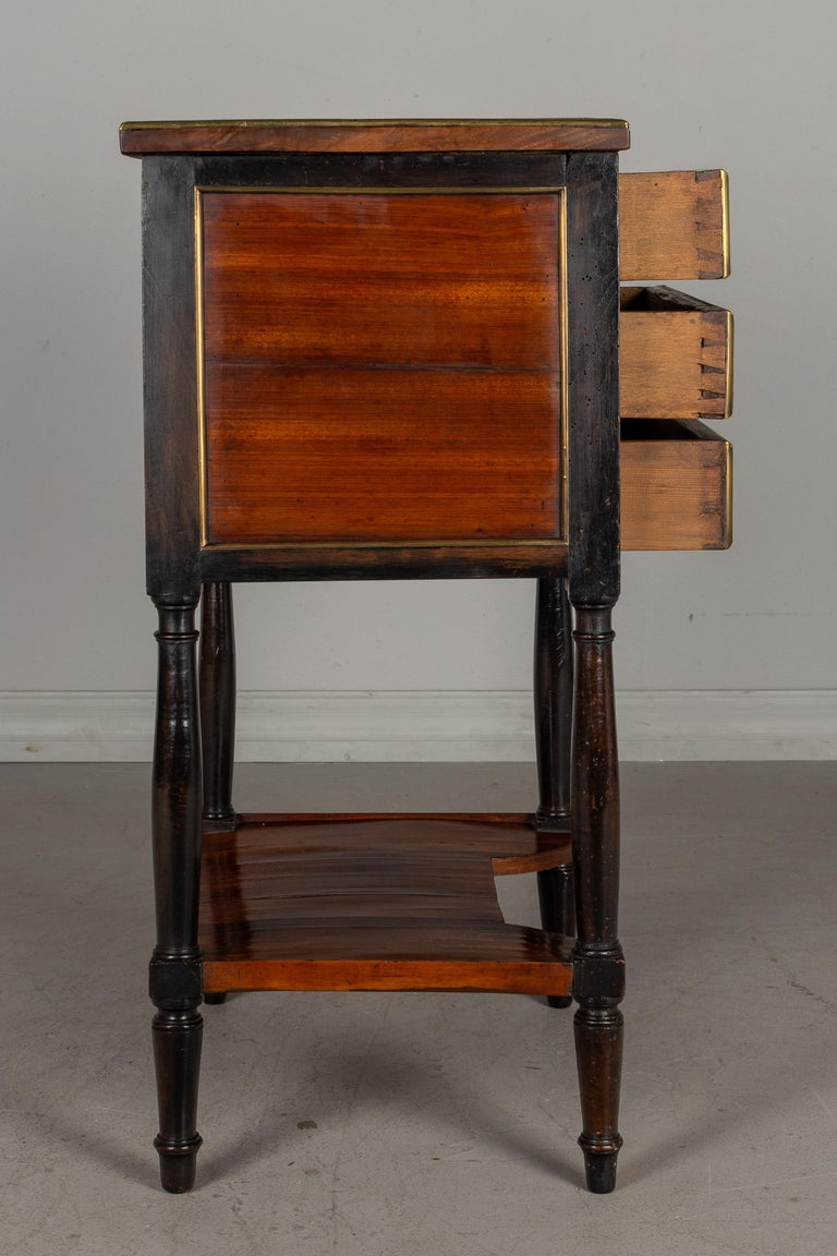 19th Century French Louis XVI Style Side Table For Sale 1