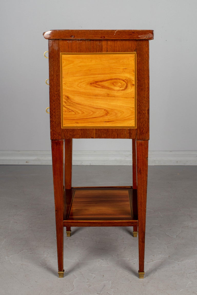 19th Century French Louis XVI Style Side Table For Sale 2