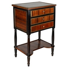 19th Century French Louis XVI Style Side Table