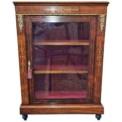 19th Century French Louis XVI Style Vitrine