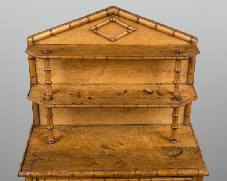 19th Century French Miniature Buffet 2