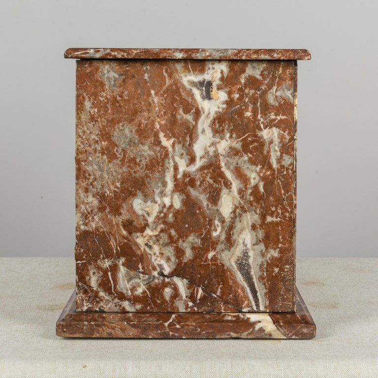 19th Century French Miniature Chest For Sale 1