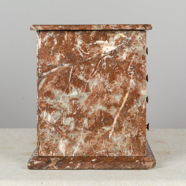 19th Century French Miniature Chest For Sale 3