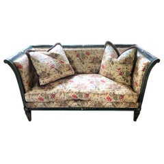19th Century French Neoclassical Upholstered Sofa