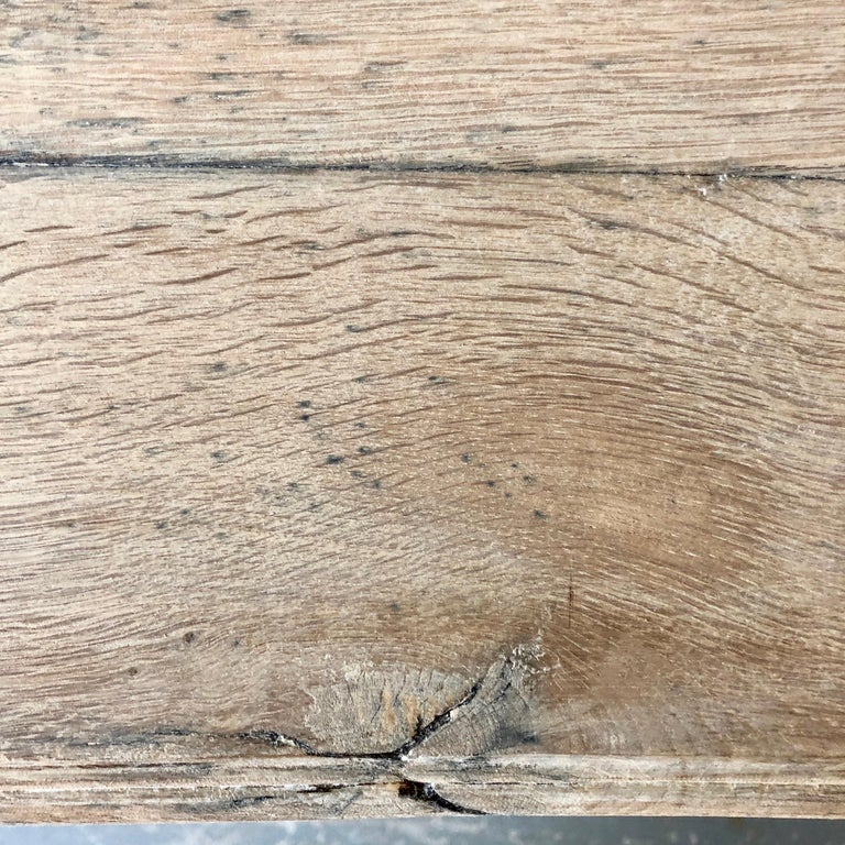 19th Century French Oak Table 2