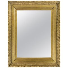 19th Century French Orientalist Neoclassical Salon Frame with Choice of Mirror