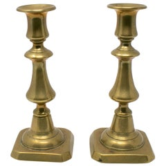 19th Century French Pair of Candlesticks