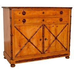 19th Century French Pine Buffet