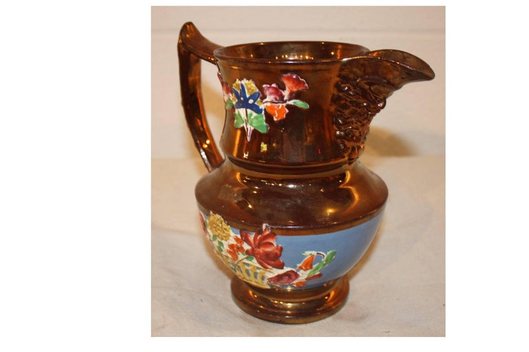 19th century French pitcher.