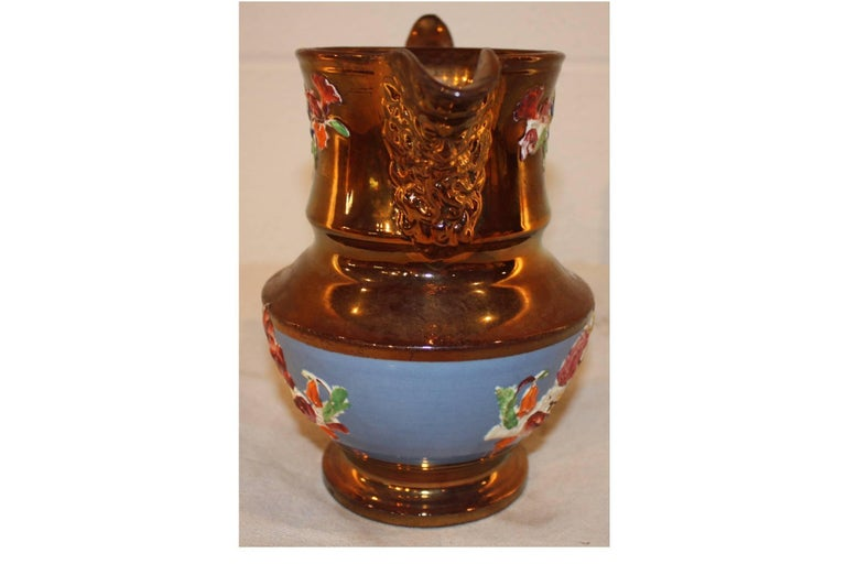 19th Century French Pitcher In Excellent Condition For Sale In Atlanta, GA