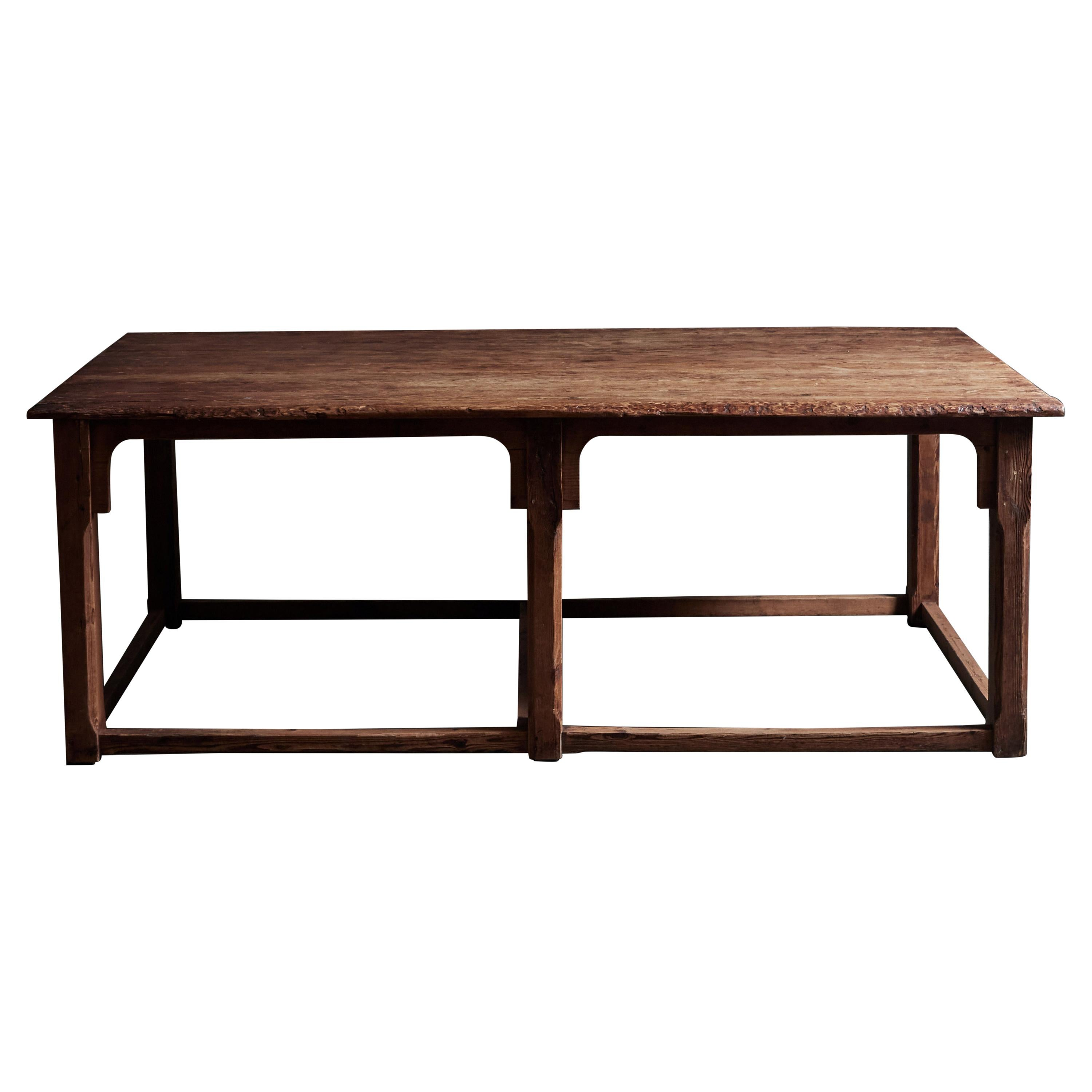 19th Century French Refectory Table