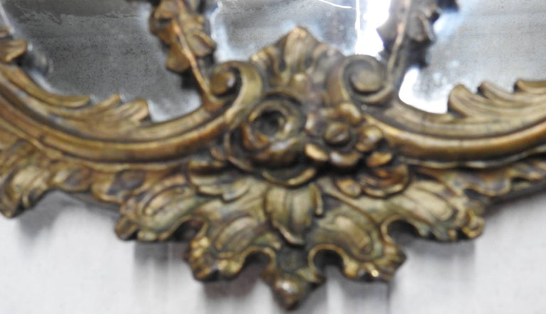 19th Century French Rococo Mirrors, Pair 5