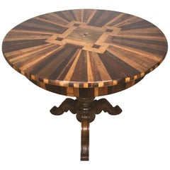 19th Century French Round Table