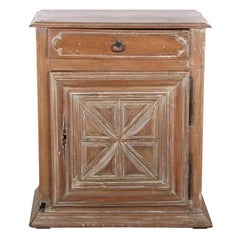 19th Century French Rustic Cabinet