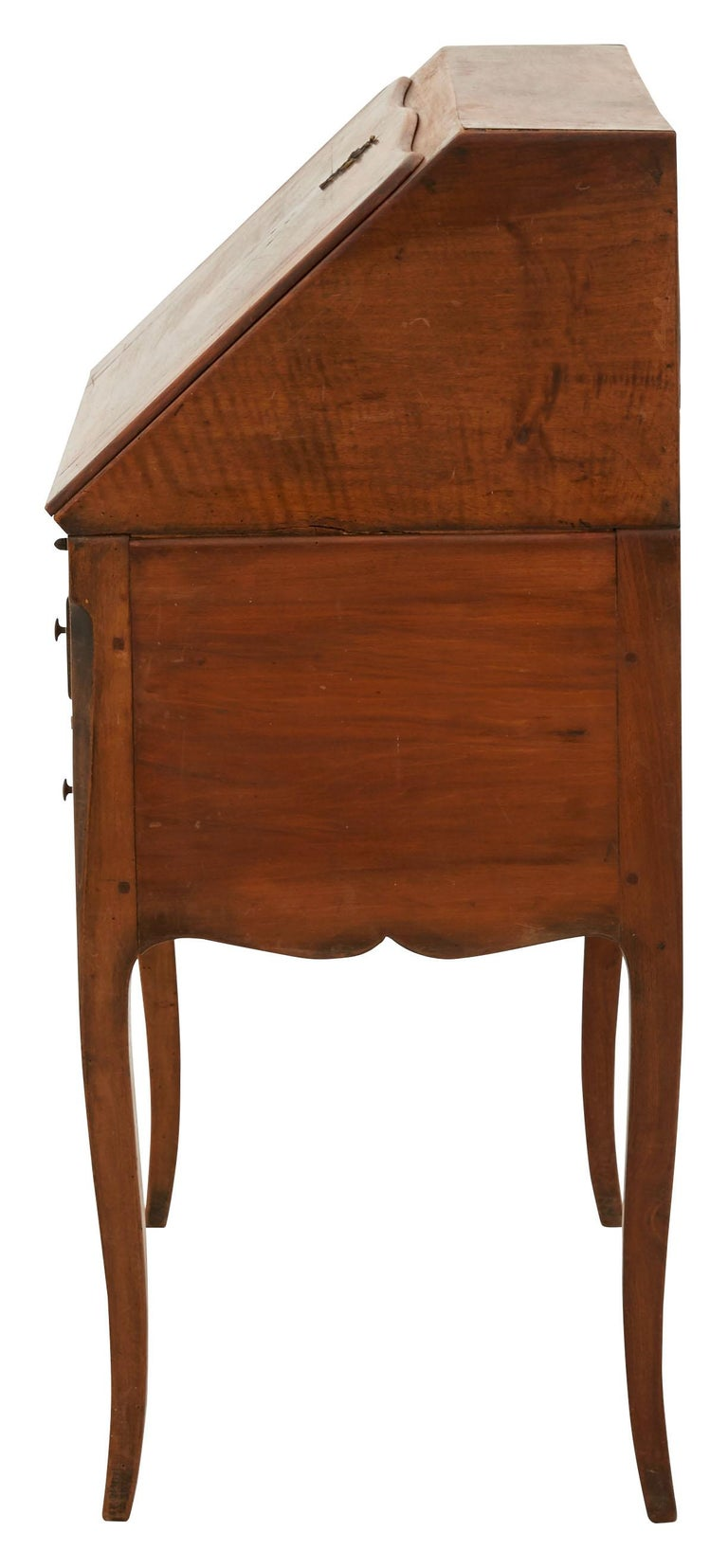 19th Century French Secretary Desk For Sale 1