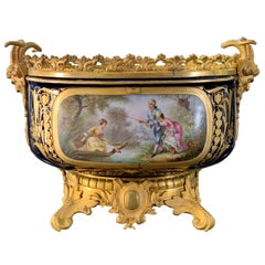 19th Century French Sevres Centerpiece