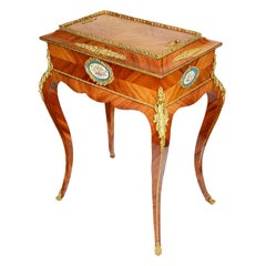19th Century French Side Table or Jardinière