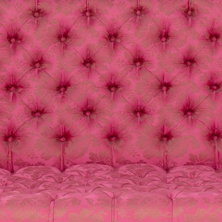 "Elizabeth Garouste and Mattia Bonetti ""Mars"" sofa For Sale 4"
