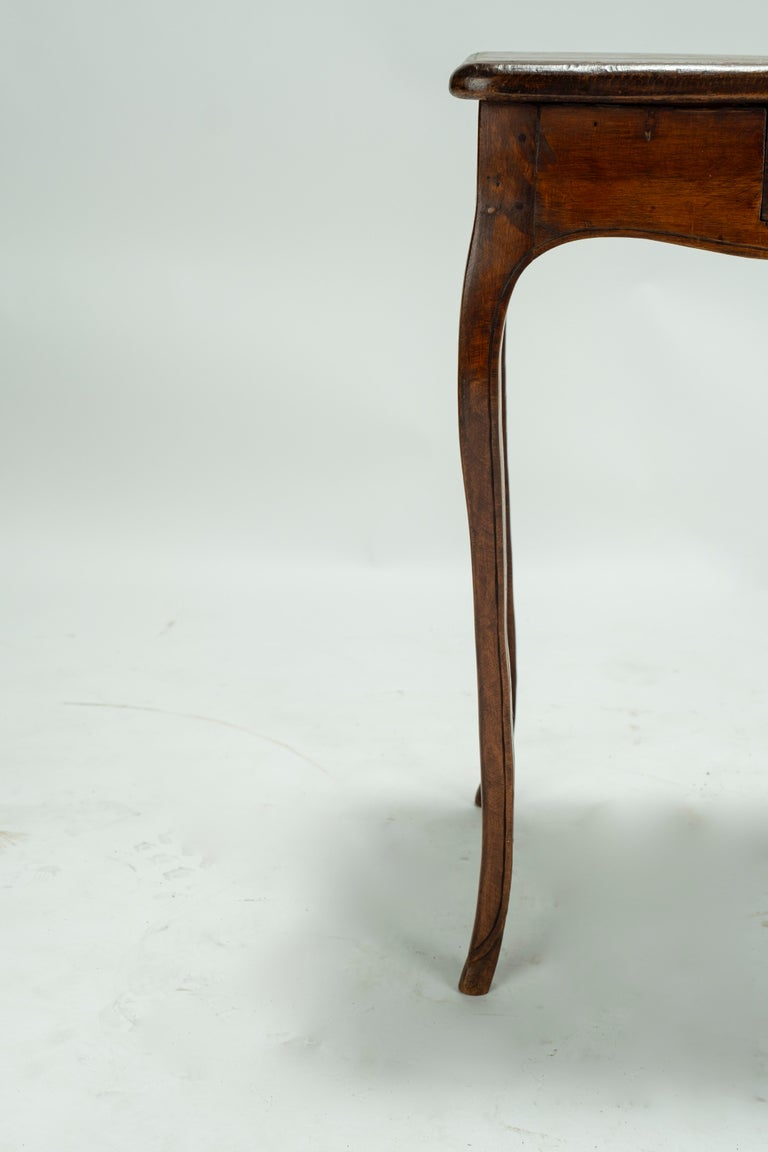 Walnut 19th Century French Table For Sale