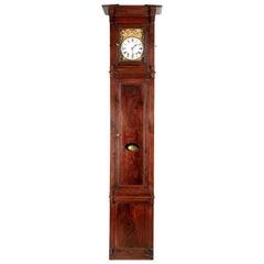19th Century French Tall Case Clock or Horloge de Parquet
