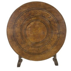 19th Century French Vendage Table